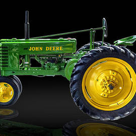 John Deere Model A by Gary Warnimont