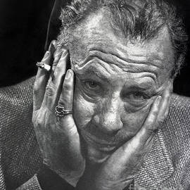 John Ernst Steinbeck American writer 1954 by California Views Archives Mr Pat Hathaway Archives