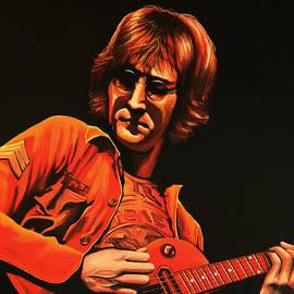 Paul Meijering - John Lennon Painting