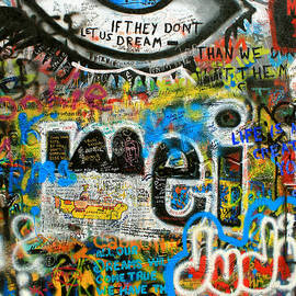 Jon Cotroneo - John Lennon wall