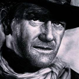 John Wayne by Ryan Jacobson