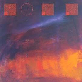 Journey No. 4 - Art by Bill Tomsa