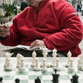 Kathleen K Parker - Jude Acers US Chess Master New Orleans