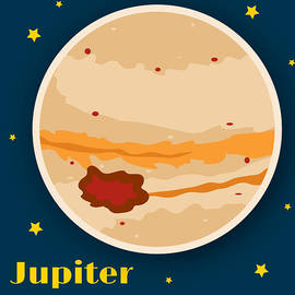Jupiter by Christy Beckwith