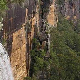 Cheryl Miller - Kangaroo Valley Waterfall