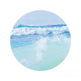 Kapuka'ulua Pure Blue by Sharon Mau
