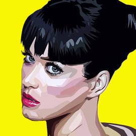 Katy Perry by Aura Art