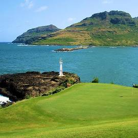 Scott Carda - Hokuala - Ocean Course - Hole 16