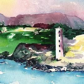 Sharon Mick - Kauai Nawiliwili Hawaii Lighthouse