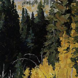Mary Giacomini - Kebler Pass