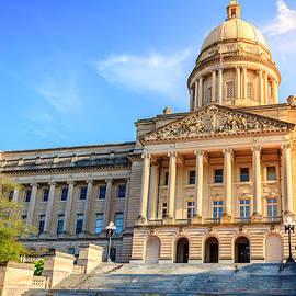 Kentucky Capitol by Alexey Stiop