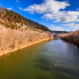 Kentucky River Palisades by Alexey Stiop