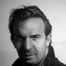 Kevin Costner by Miro Gradinscak
