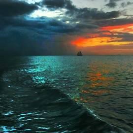 Bill Marder - Key West Florida Sunset