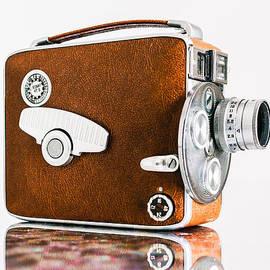 Keystone 8mm Camera by Jon Woodhams