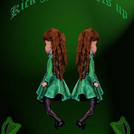 Kick Your Heels Up by LeeAnn McLaneGoetz McLaneGoetzStudioLLCcom