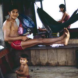 Jon Delorme - The Amazon Houseboat