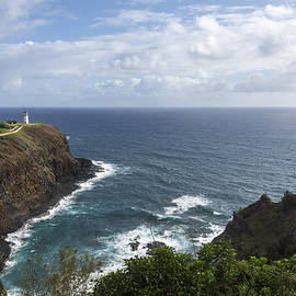 Kilauea Lighthouse - Kauai Hawaii by Brian Harig