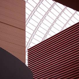 Rona Black - Kimmel Center Geometry