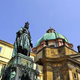 Brenda Kean - King Charles in Prague