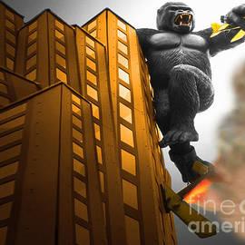 King Kong Strikes Back by Bob Christopher