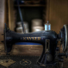 King Of Sewing Machines by Nathan Wright