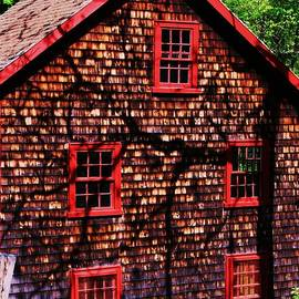 Kingsbury Pond Grist Mill Vision # 2 by Marcus Dagan