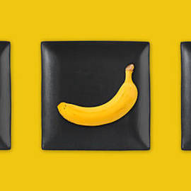 Kitchen Art - Bananas by Aimelle