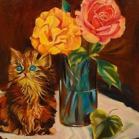 Jenny Lee - Kitty Kitty