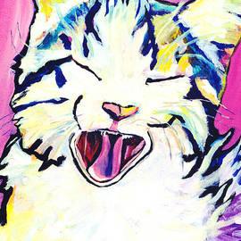 Pat Saunders-White - Kitty Kry