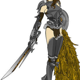 Knight by Delya Devine