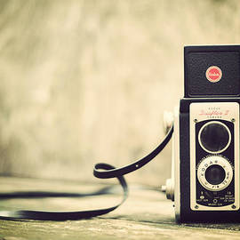 Vintage Kodak Duaflex II Camera by Terry DeLuco