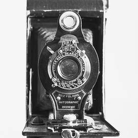 Kodak No. 2 Folding Autographic Brownie Camera by Jon Woodhams