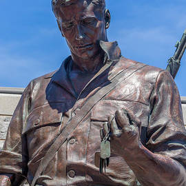 Charles A LaMatto - Korean War Memorial 2