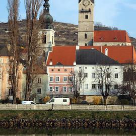 Krems und Stein Austria by Ros Drinkwater
