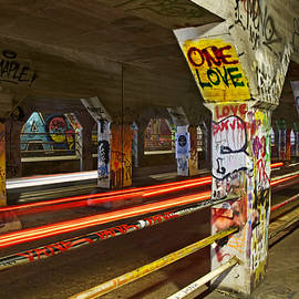 Steven  Michael - Krogg Street Tunnel