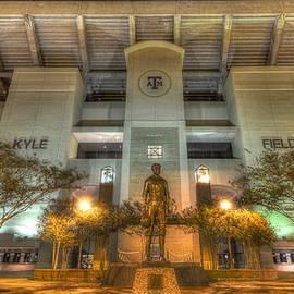Kyle Field by David Morefield