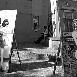 La Boca Street Scene by Venetia Featherstone-Witty