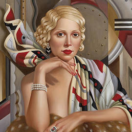 La Femmeen Soiehi  by Catherine Abel