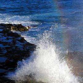 Hawaiian Rainbow by Jean Hall
