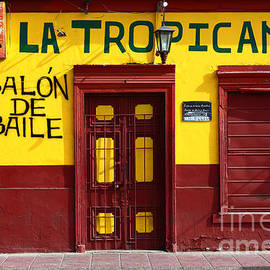 La Tropicana Dance Hall by James Brunker
