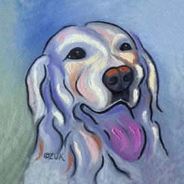 Labrador Retriever by Karen Zuk Rosenblatt