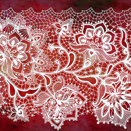 Lace - Ruby by Lilia D