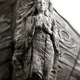 Lady Of The Ship by Ricardo J Ruiz de Porras