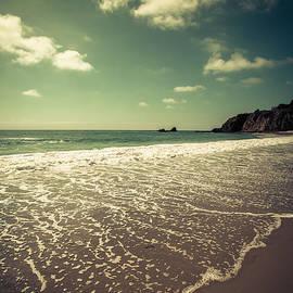 Sviatlana Kandybovich - Laguna Beach in the morning