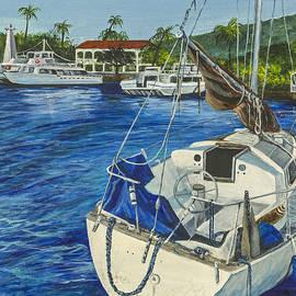 Darice Machel McGuire - Lahaina Yacht