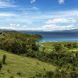 Lake Arenal View in Costa Rica by Andres Leon
