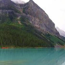 Ian Mcadie - Lake Louise Mists