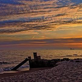 Mike Griffiths - Lake Michigan Sunset
