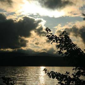 Neal Eslinger - Lake Mountain Sunset View